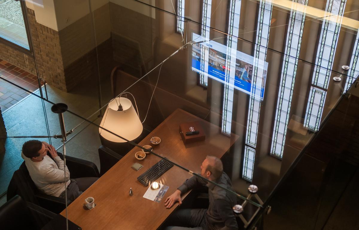 audiovisueel bedrijf Overijssel